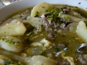 kubanische Küche